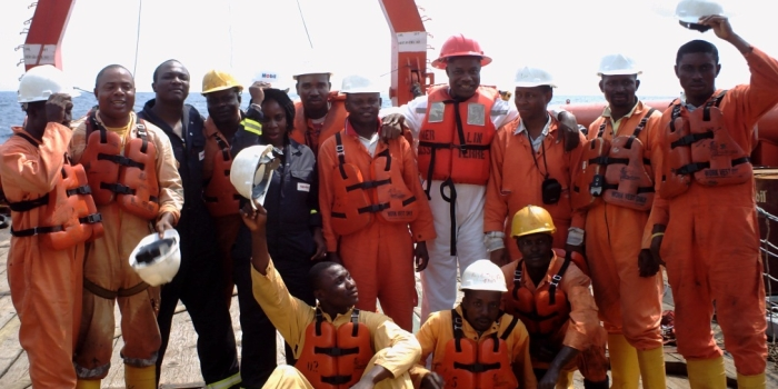 Mobil Producing Nigeria Unlimited Offshore Project