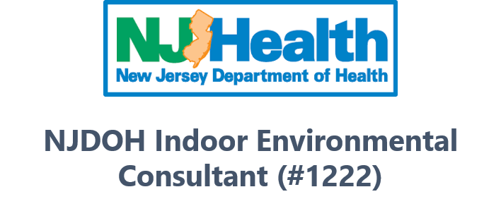 NJDOH Certification